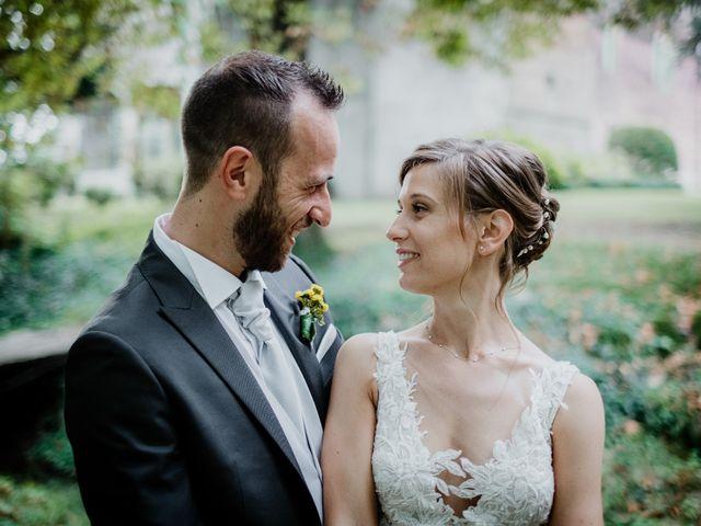 Il matrimonio di Claudio e Silvia a San Bonifacio, Verona 35
