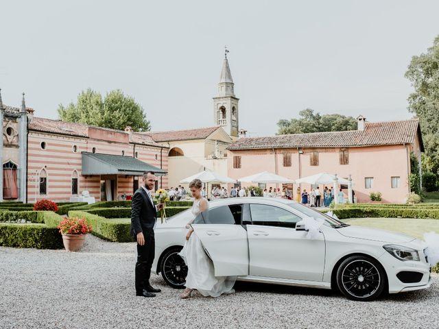 Il matrimonio di Claudio e Silvia a San Bonifacio, Verona 38