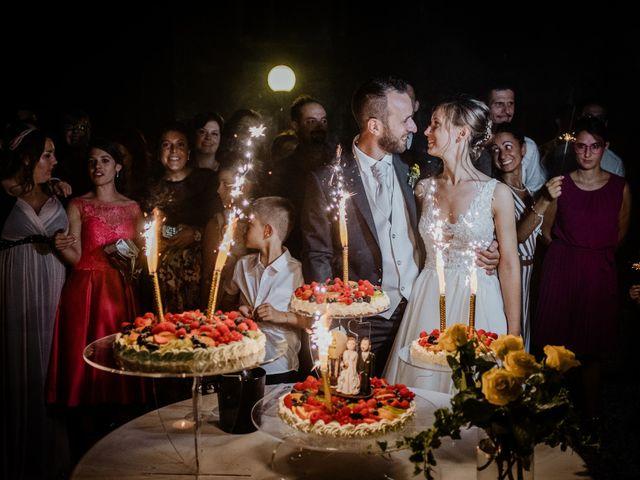 Il matrimonio di Claudio e Silvia a San Bonifacio, Verona 47