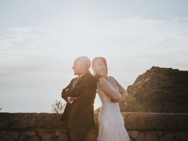 Il matrimonio di Francesco e Mena a Vico Equense, Napoli 4