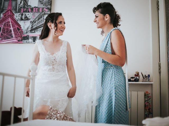 Il matrimonio di Francesco e Mena a Vico Equense, Napoli 16