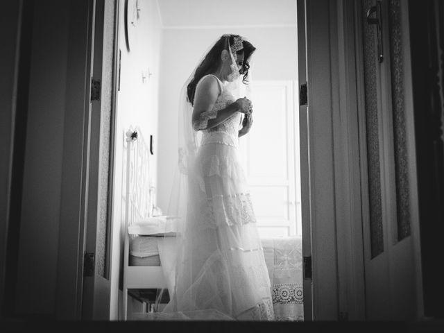 Il matrimonio di Francesco e Mena a Vico Equense, Napoli 21