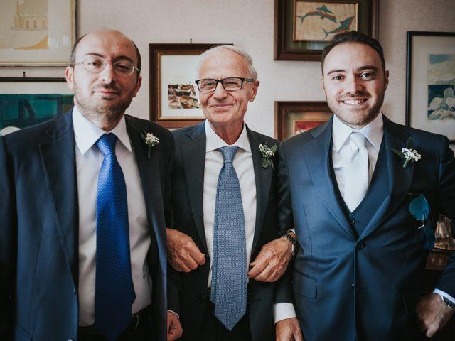 Il matrimonio di Francesco e Mena a Vico Equense, Napoli 25