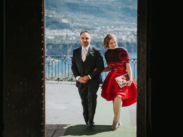 Il matrimonio di Francesco e Mena a Vico Equense, Napoli 31