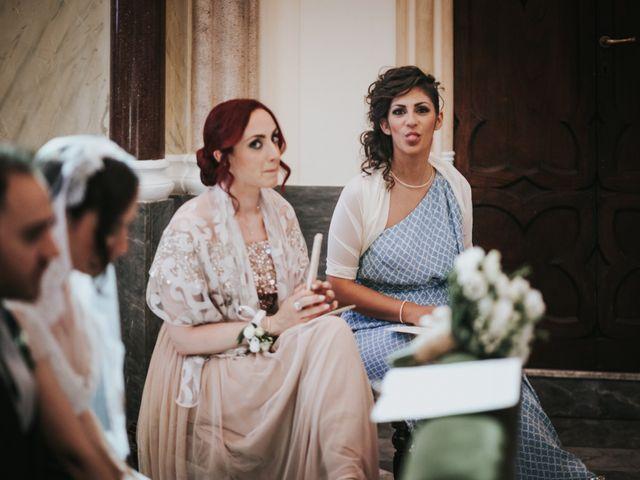 Il matrimonio di Francesco e Mena a Vico Equense, Napoli 35