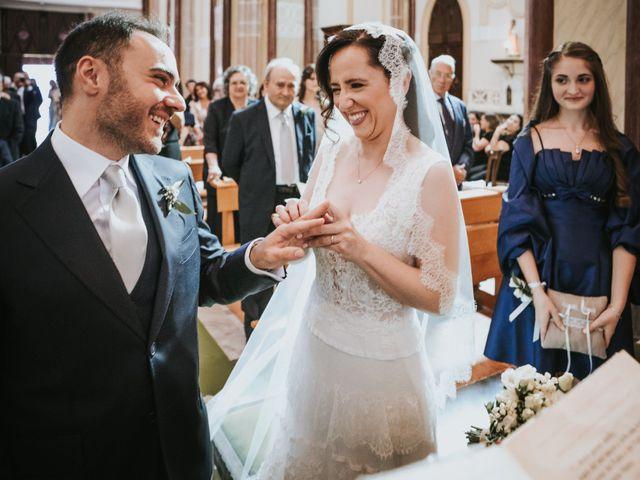 Il matrimonio di Francesco e Mena a Vico Equense, Napoli 36