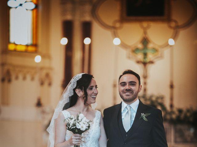 Il matrimonio di Francesco e Mena a Vico Equense, Napoli 40