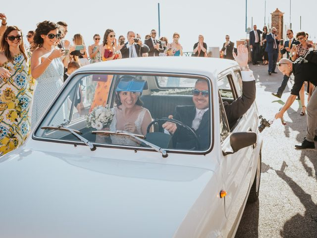 Il matrimonio di Francesco e Mena a Vico Equense, Napoli 45