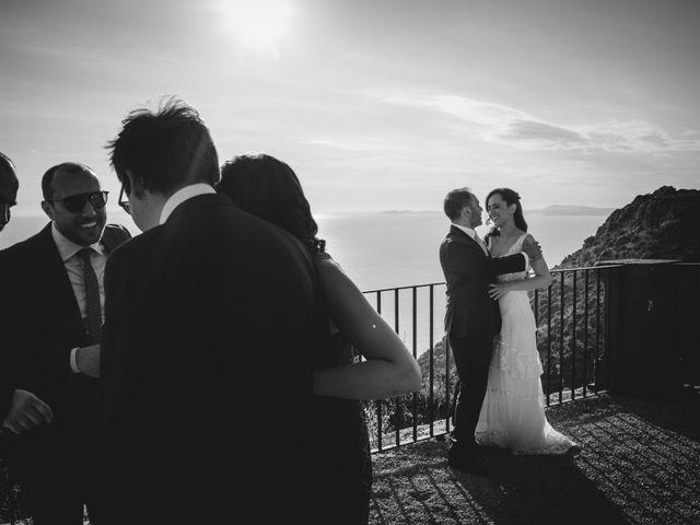 Il matrimonio di Francesco e Mena a Vico Equense, Napoli 47