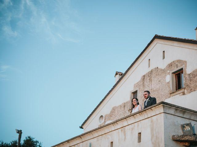 Il matrimonio di Francesco e Mena a Vico Equense, Napoli 52