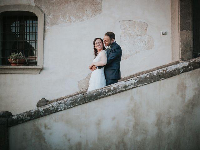 Il matrimonio di Francesco e Mena a Vico Equense, Napoli 53