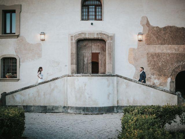 Il matrimonio di Francesco e Mena a Vico Equense, Napoli 54