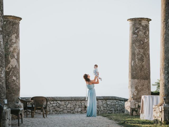 Il matrimonio di Francesco e Mena a Vico Equense, Napoli 57