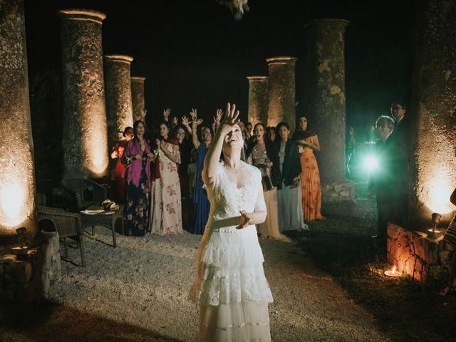 Il matrimonio di Francesco e Mena a Vico Equense, Napoli 64