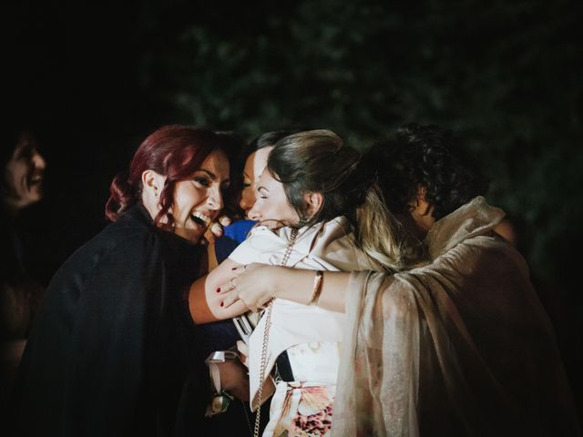 Il matrimonio di Francesco e Mena a Vico Equense, Napoli 65