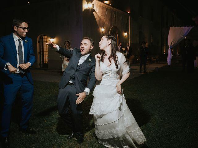 Il matrimonio di Francesco e Mena a Vico Equense, Napoli 72