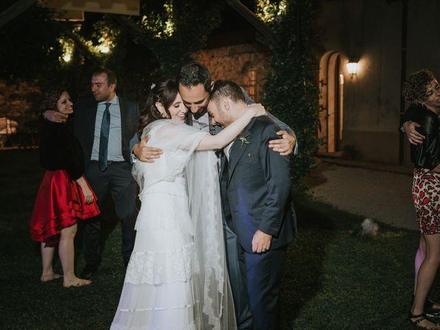 Il matrimonio di Francesco e Mena a Vico Equense, Napoli 74