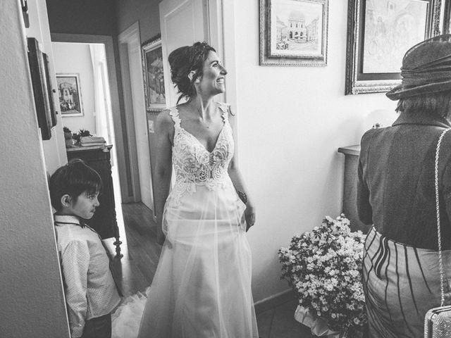 Il matrimonio di Fabrizio e Fulvia a Sarezzo, Brescia 21