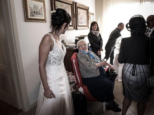 Il matrimonio di Fabrizio e Fulvia a Sarezzo, Brescia 22