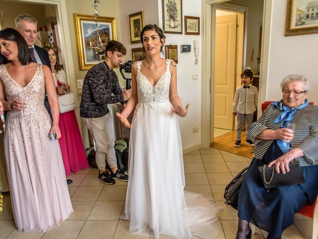 Il matrimonio di Fabrizio e Fulvia a Sarezzo, Brescia 24