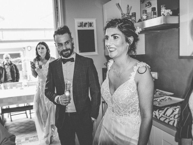 Il matrimonio di Fabrizio e Fulvia a Sarezzo, Brescia 25