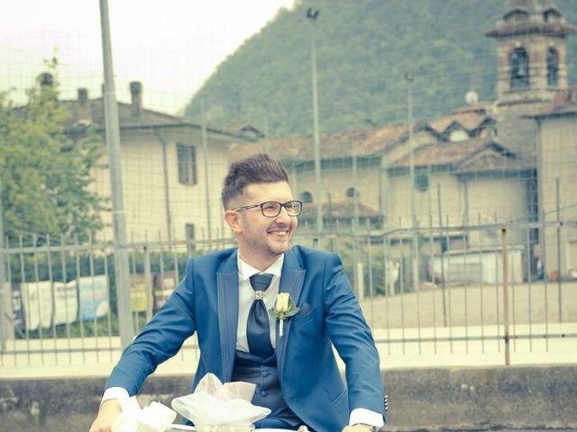 Il matrimonio di Fabrizio e Fulvia a Sarezzo, Brescia 29