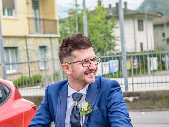 Il matrimonio di Fabrizio e Fulvia a Sarezzo, Brescia 31