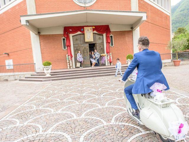 Il matrimonio di Fabrizio e Fulvia a Sarezzo, Brescia 33