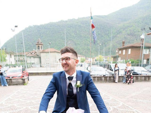 Il matrimonio di Fabrizio e Fulvia a Sarezzo, Brescia 34