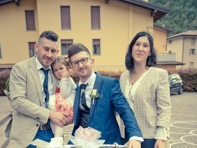 Il matrimonio di Fabrizio e Fulvia a Sarezzo, Brescia 36