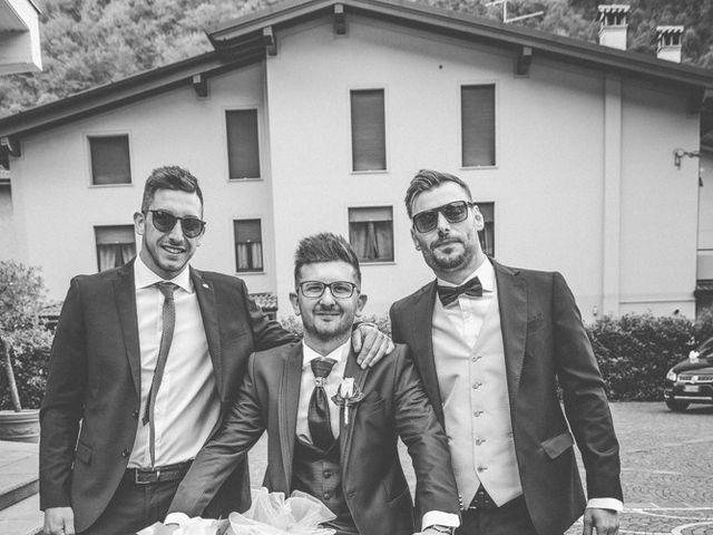 Il matrimonio di Fabrizio e Fulvia a Sarezzo, Brescia 37