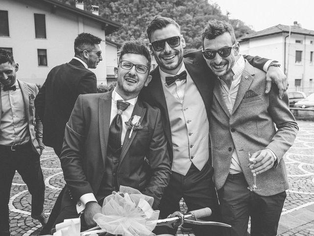 Il matrimonio di Fabrizio e Fulvia a Sarezzo, Brescia 39