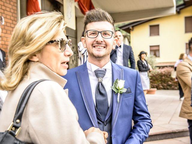Il matrimonio di Fabrizio e Fulvia a Sarezzo, Brescia 40