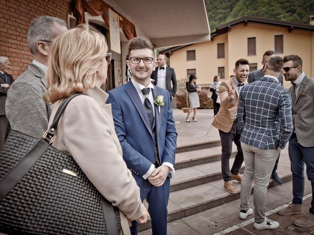 Il matrimonio di Fabrizio e Fulvia a Sarezzo, Brescia 44