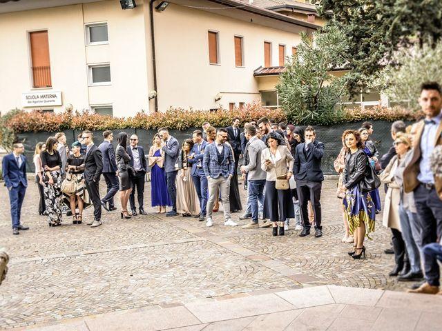 Il matrimonio di Fabrizio e Fulvia a Sarezzo, Brescia 45