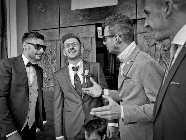 Il matrimonio di Fabrizio e Fulvia a Sarezzo, Brescia 47