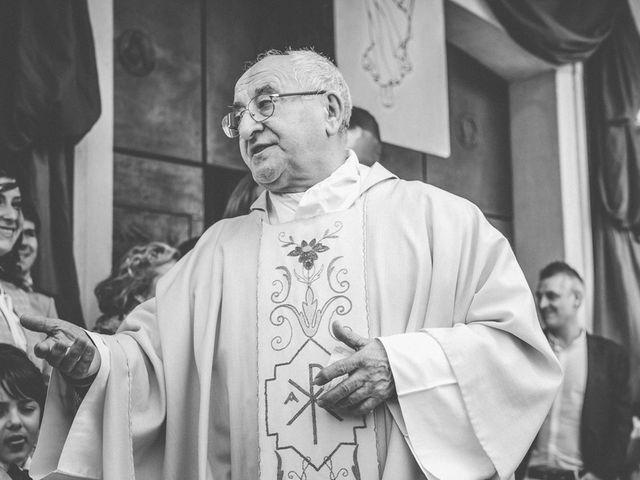 Il matrimonio di Fabrizio e Fulvia a Sarezzo, Brescia 51