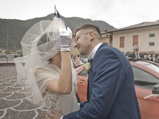 Il matrimonio di Fabrizio e Fulvia a Sarezzo, Brescia 59