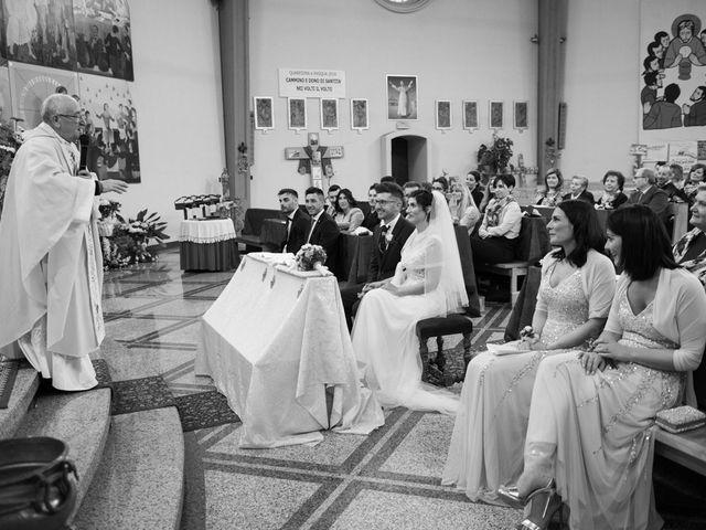 Il matrimonio di Fabrizio e Fulvia a Sarezzo, Brescia 61