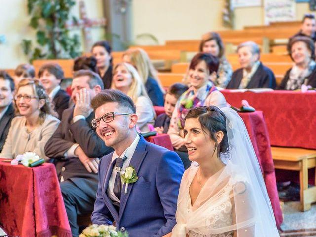 Il matrimonio di Fabrizio e Fulvia a Sarezzo, Brescia 62