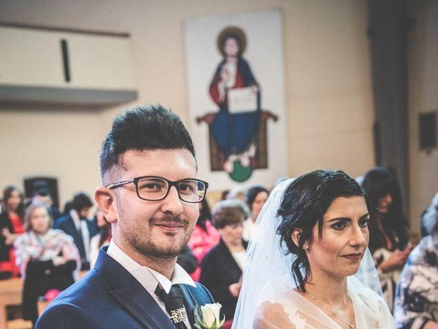 Il matrimonio di Fabrizio e Fulvia a Sarezzo, Brescia 64