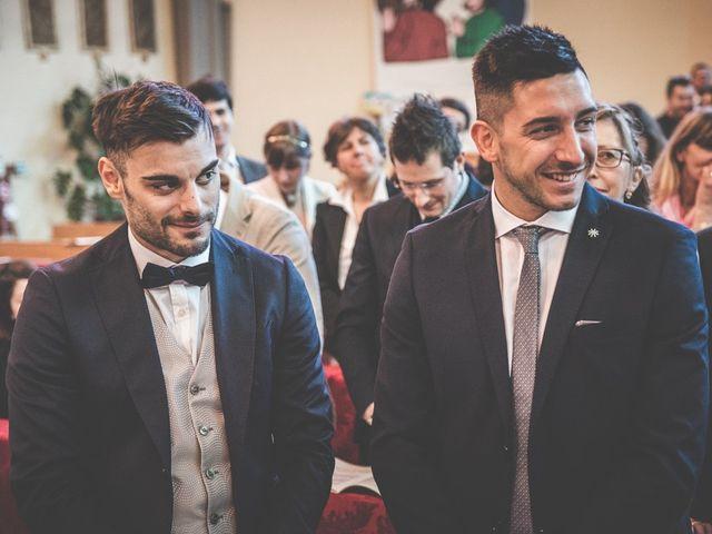 Il matrimonio di Fabrizio e Fulvia a Sarezzo, Brescia 65