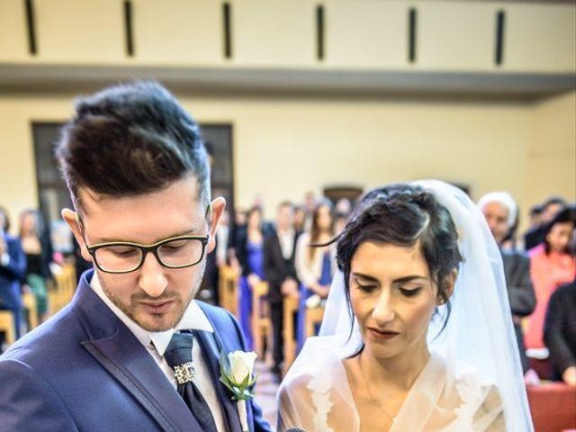Il matrimonio di Fabrizio e Fulvia a Sarezzo, Brescia 67