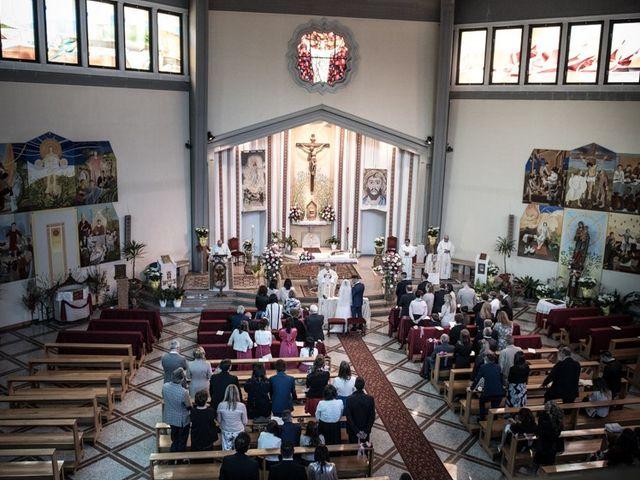 Il matrimonio di Fabrizio e Fulvia a Sarezzo, Brescia 71