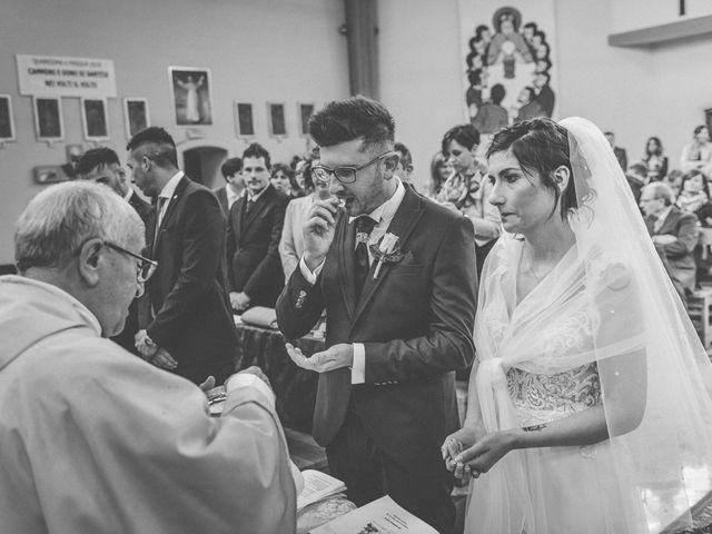 Il matrimonio di Fabrizio e Fulvia a Sarezzo, Brescia 72