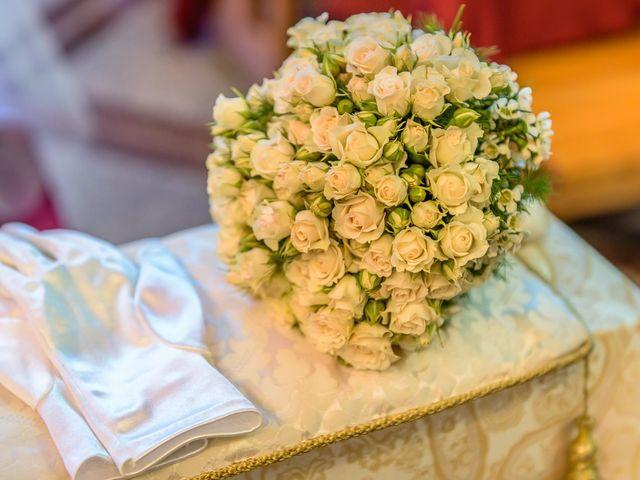 Il matrimonio di Fabrizio e Fulvia a Sarezzo, Brescia 73