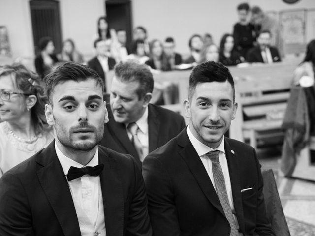 Il matrimonio di Fabrizio e Fulvia a Sarezzo, Brescia 75