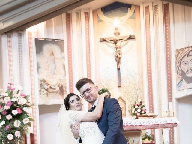 Il matrimonio di Fabrizio e Fulvia a Sarezzo, Brescia 79