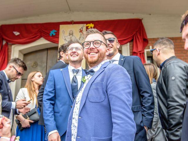 Il matrimonio di Fabrizio e Fulvia a Sarezzo, Brescia 84