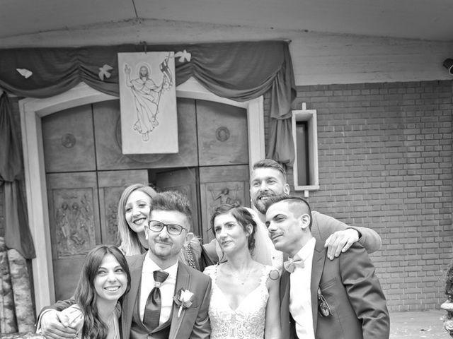 Il matrimonio di Fabrizio e Fulvia a Sarezzo, Brescia 85